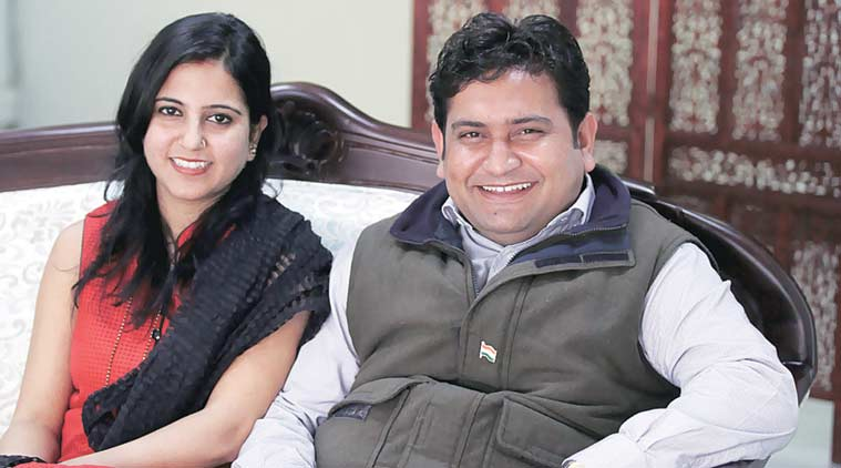 My husband has been falsely implicated: Sandeep