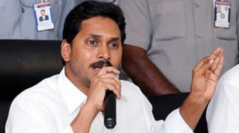 Jagan announces Rs.10 lakh ex gratia to kin of deceased