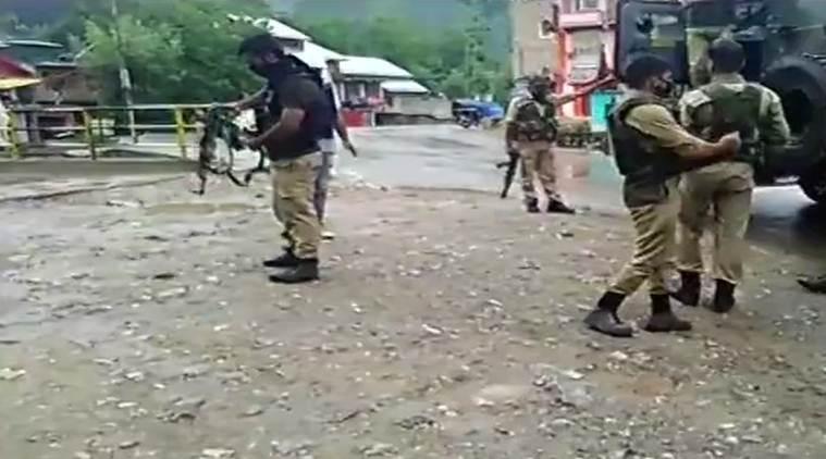 CRPF jawan injured in militant attack in J&K