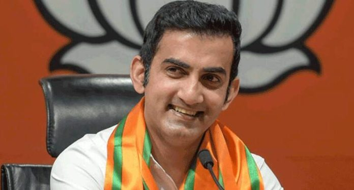 Gautam Gambhir donates Rs 1 crore for construction of Ram Temple