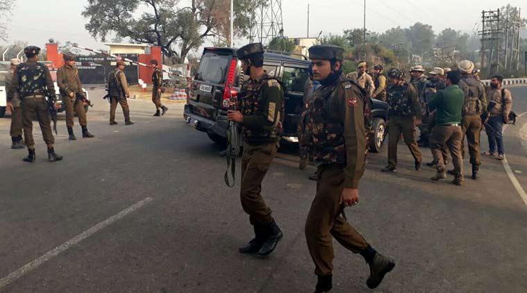 Five Army men killed in the terror attack in J&K