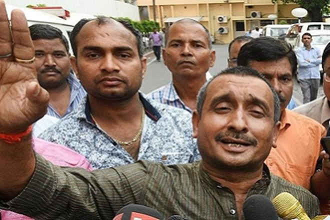 UP govt withdraws Unnao rape accused Kuldeep Singh Sengar's security cover