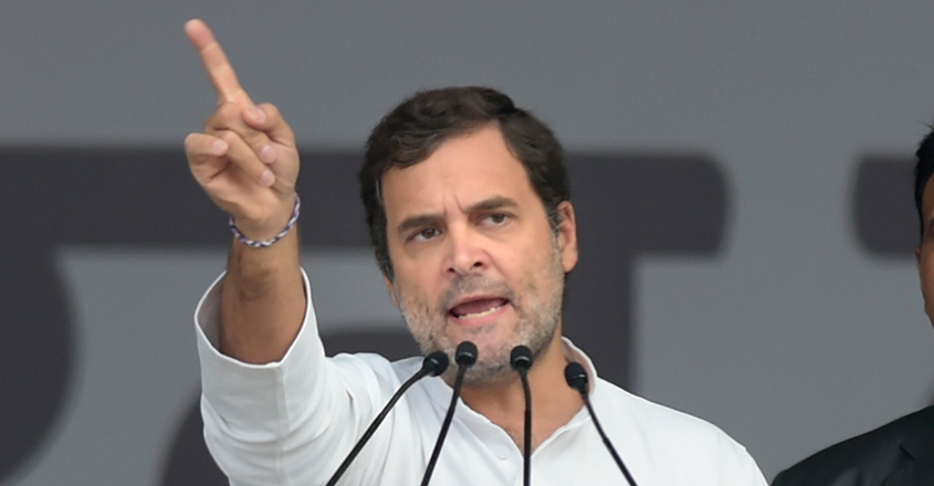 Citizenship Act, NRC weapons of mass polarisation: Rahul Gandhi