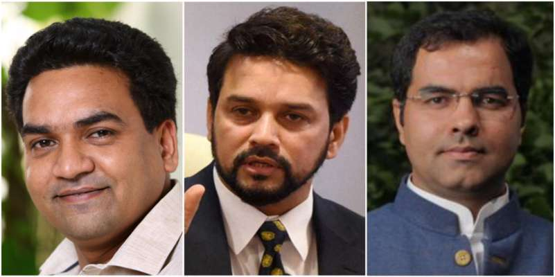 Why no FIRs against Kapil Mishra, Anurag Thakur, Parvesh Verma: Congress
