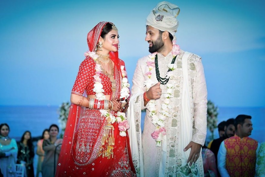 Newly elected MP Nusrat Jahan ties the knot in Turkey