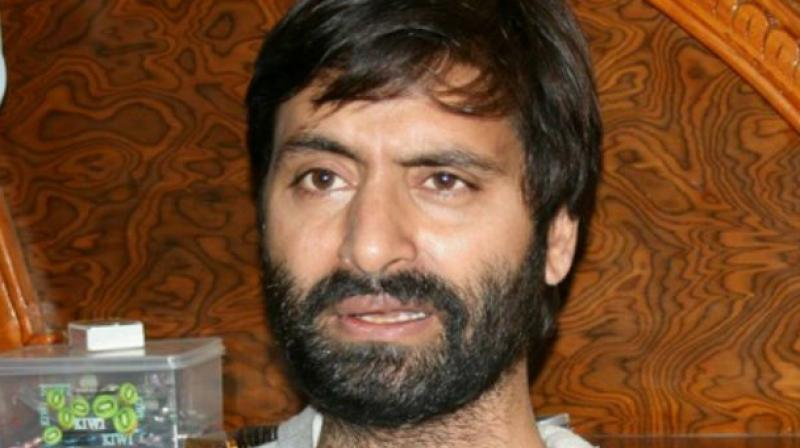 Delhi court sends Yasin Malik to judicial custody till May 24