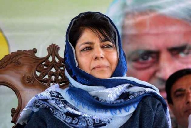 Mehbooba Mufti slams Centre for additional troops deployment in Kashmir