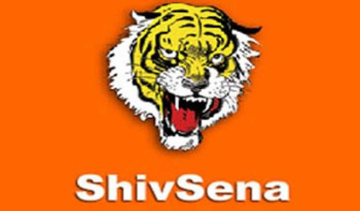 "Sena targets Congress over ""Hindu terror"""