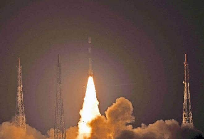 ISRO launches earth observation satellite RISAT-2B