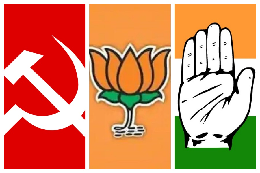 Congress-UDF leading in all 20 seats in Kerala