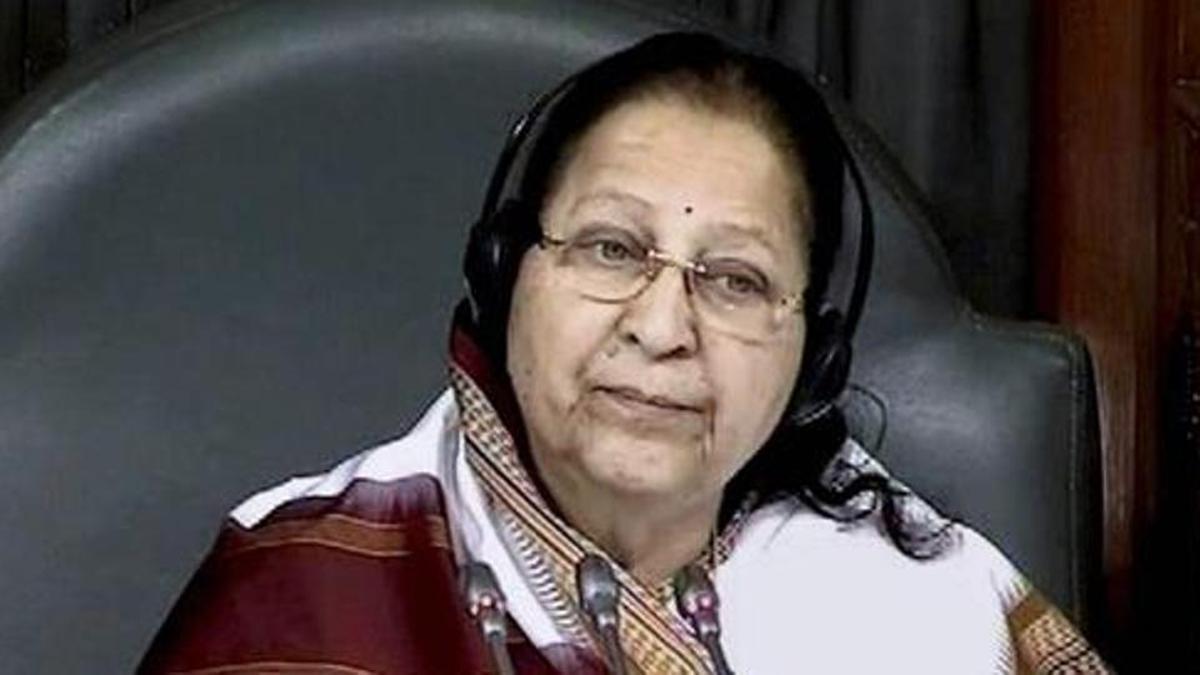 Sumitra Mahajan not to contest LS polls, says has freed party to make its choice