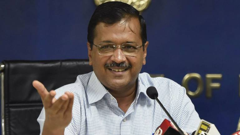 Not interested in politics over water issue: Arvind Kejriwal