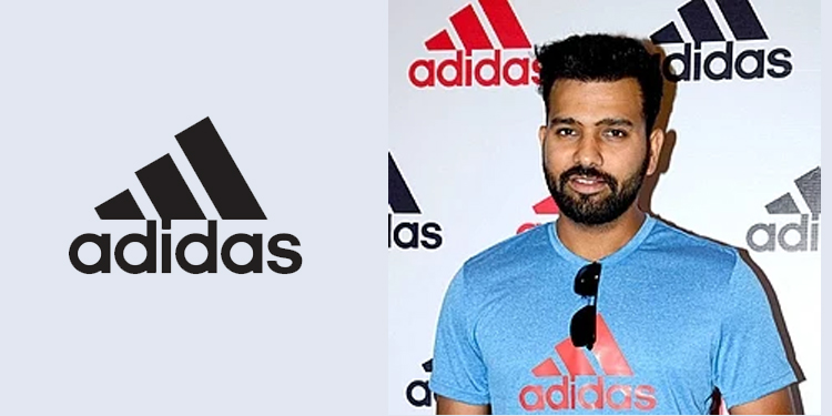 Rohit Sharma extends association with Adidas