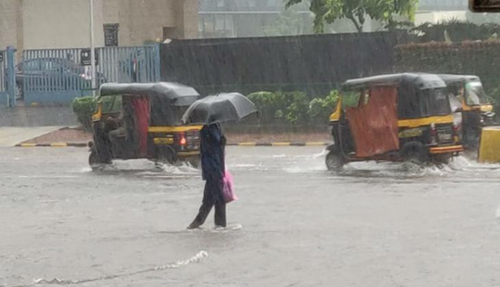 Heavy rainfall alert for AP, Maharashtra