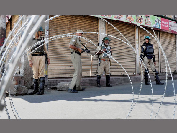 Restrictions imposed in Srinagar to prevent separatists called  protest