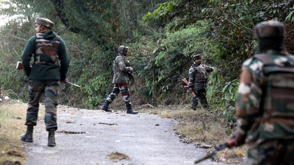 Encounter underway in Anantnag district, J&K