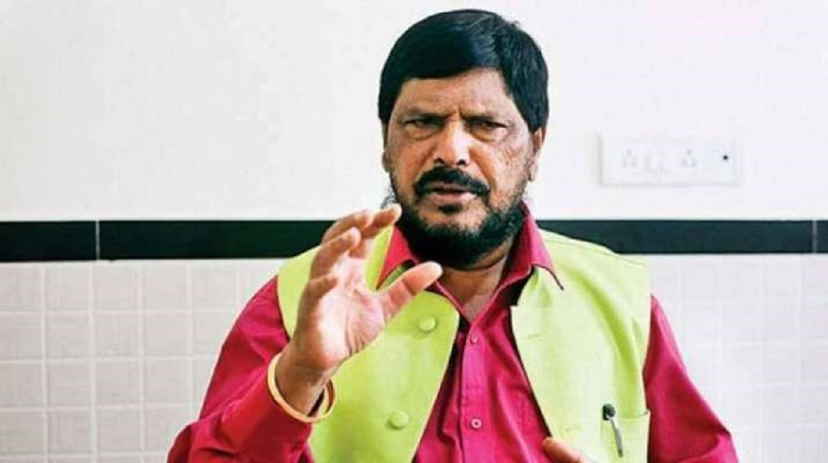Union MoS Ramdas Athawale visits Jammu as part of Public Outreach Programme