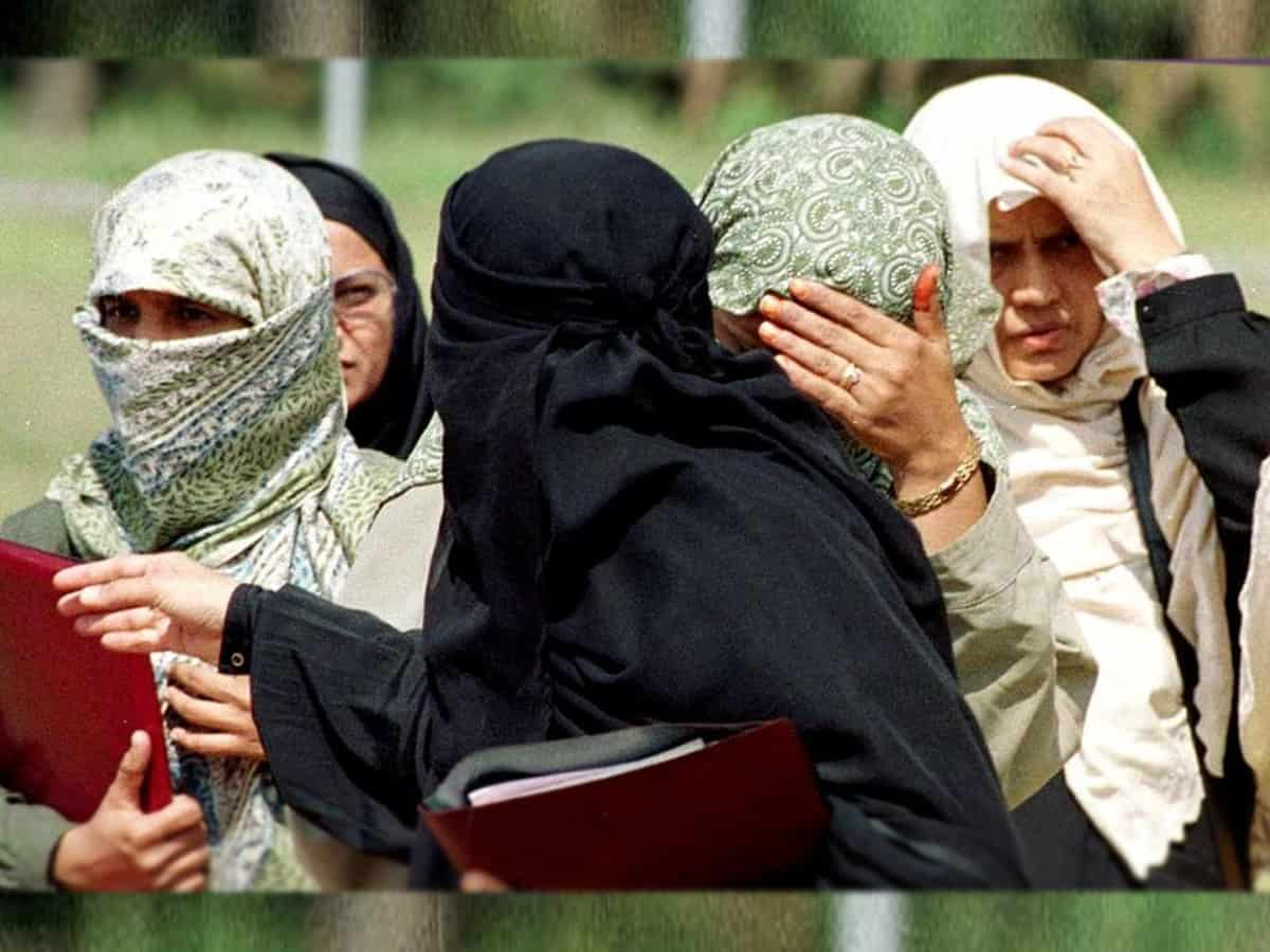 No burqa allowed, Patna college tells Muslim students; imposes Rs 250 fine for violation
