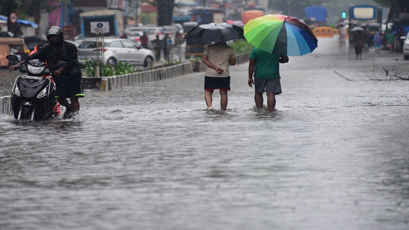 IMD predicts heavy rains for the next 48 hours in Mumbai