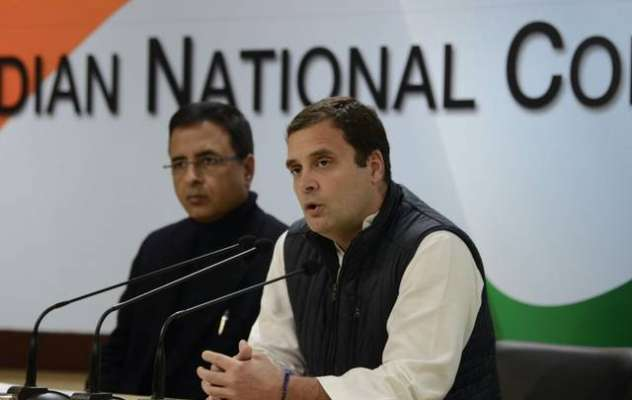 No question of apology, govt diverting attention: Rahul Gandhi