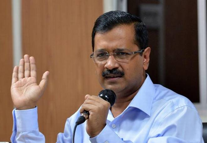 CM Kejriwal Says Delhi govt. is four steps ahead of Covid-19
