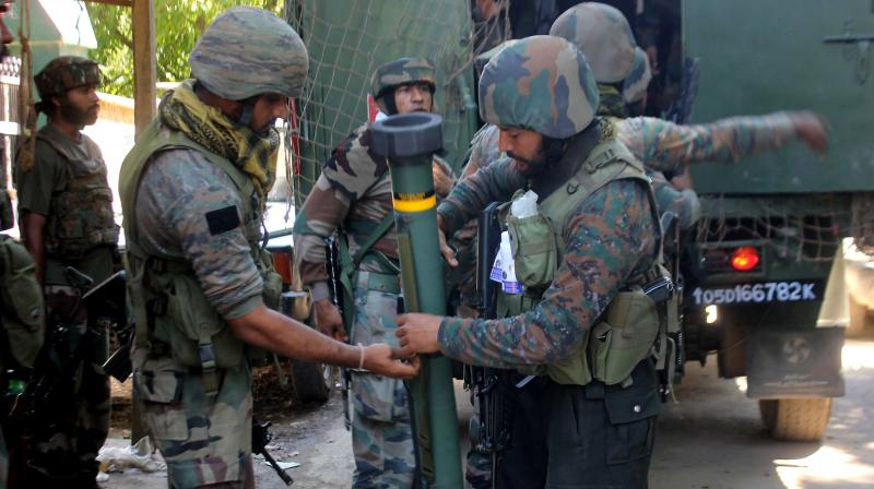 Three trapped Lashkar-e-Taiba terrorists killed in Anantnag