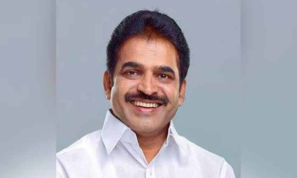 Congress suspends Chennai District Congress President for