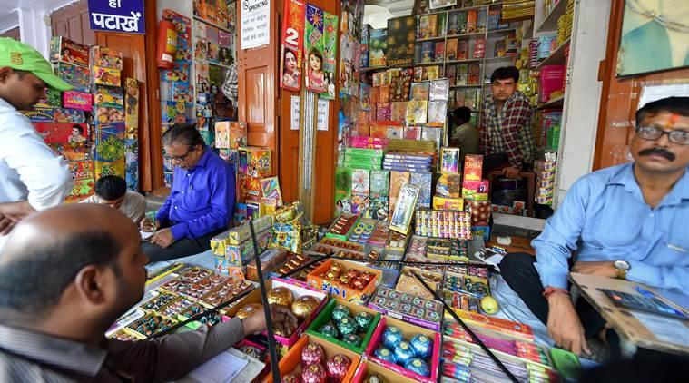 Firecracker ban in Delhi: Over 1,200 kg firecrackers seized, 29 held