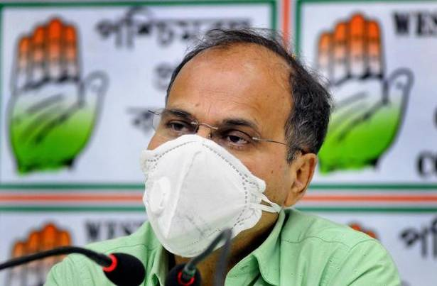 Congress leader Adhir Ranjan Chowdhury tests positive for Covid-19