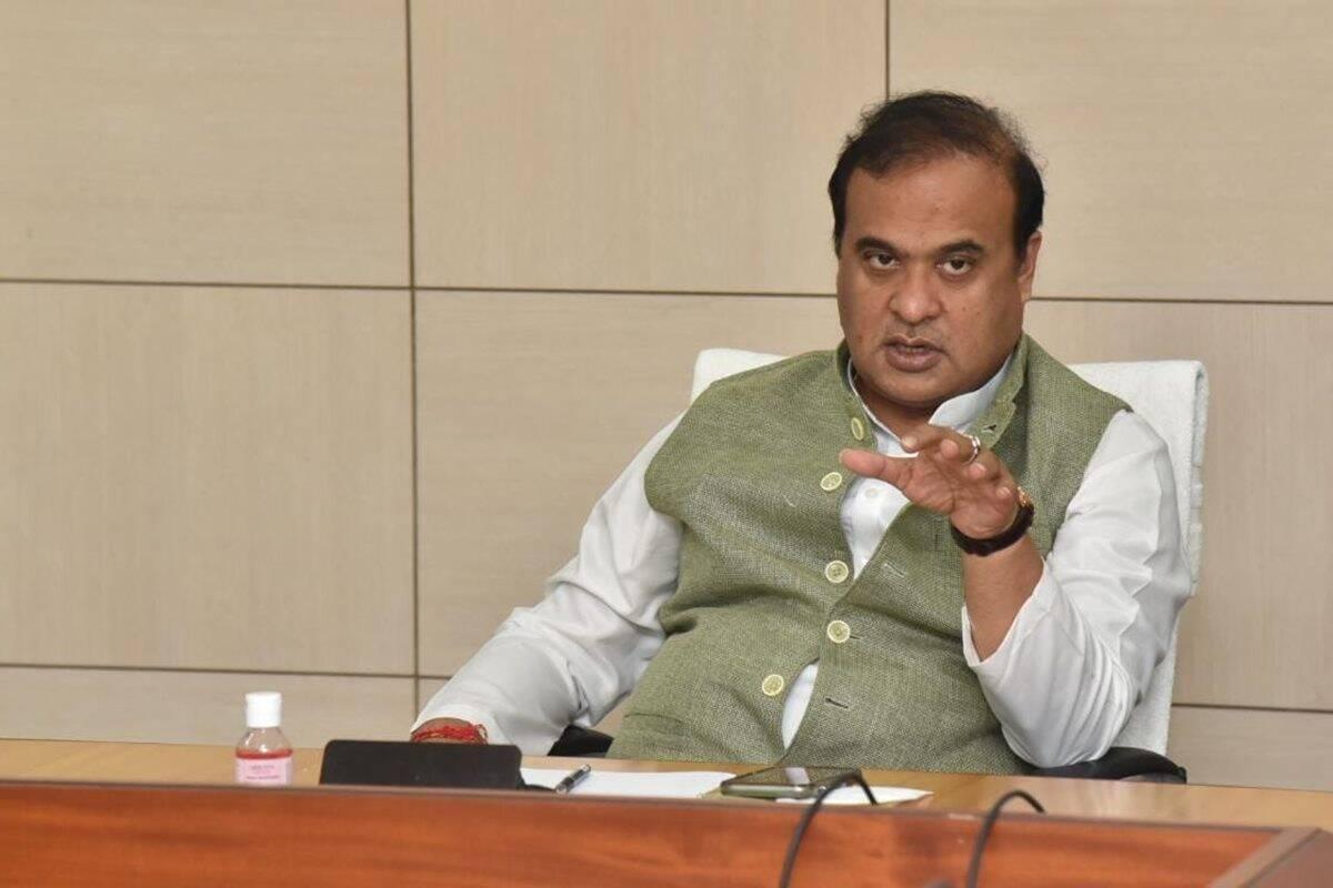 Assam to withdraw FIR against Mizoram MP: Assam CM