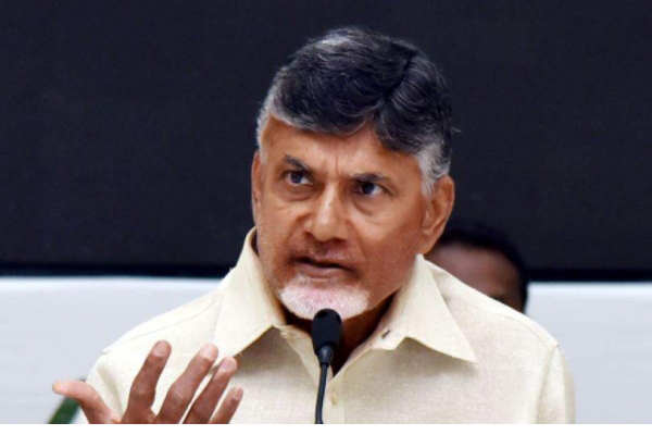 Chandrababu Naidu to write a letter to ECI on repolling