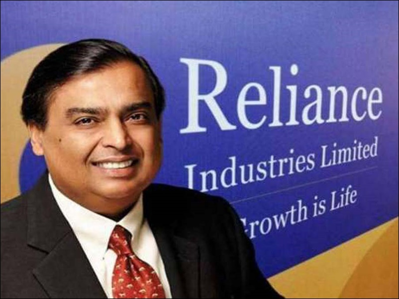 ​​​​​​​Mukesh Ambani overtakes wealthiest European to become fourth-richest person in world