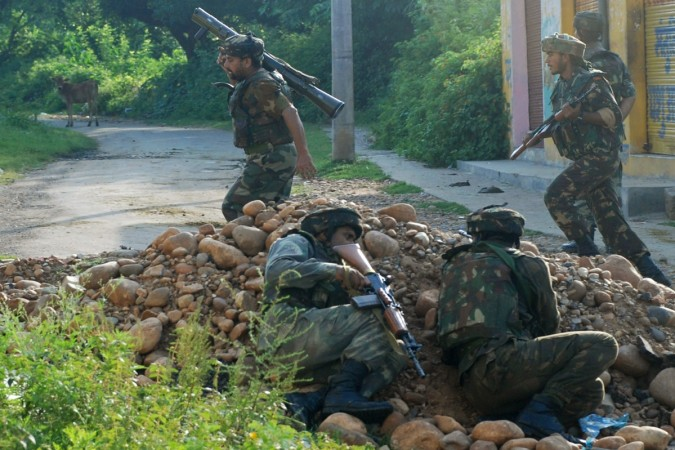 Army jawan killed in exchange of fire with militants in J&K