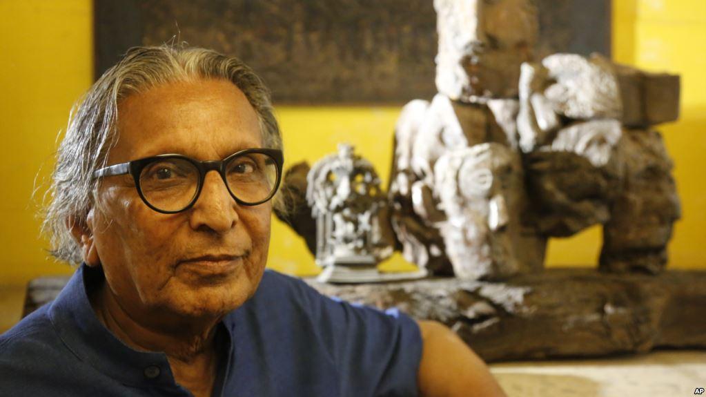 Indian architect Balkrishna Doshi wins prestigious Pritzker Architecture Prize