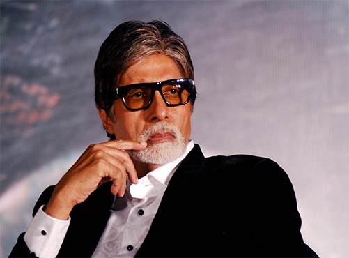Big B replaces Aamir Khan in Incredible India campaign