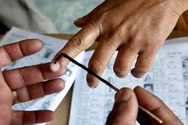 Polling underway for second phase of Panchayat elections in UP