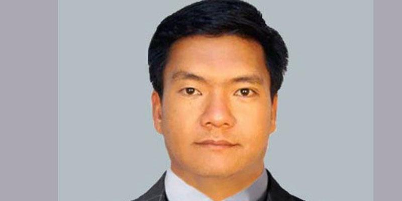 Tuki resigns as leader of CLP, Pema Khandu new chief