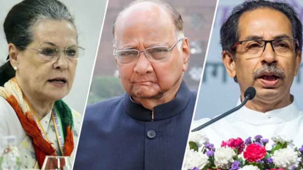 Shiv Sena, NCP and Congress delegation set to meet Maharashtra Governor today