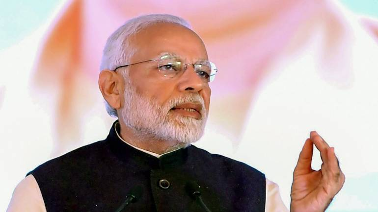 PM Modi asks target oriented five-year plan document for each Ministry
