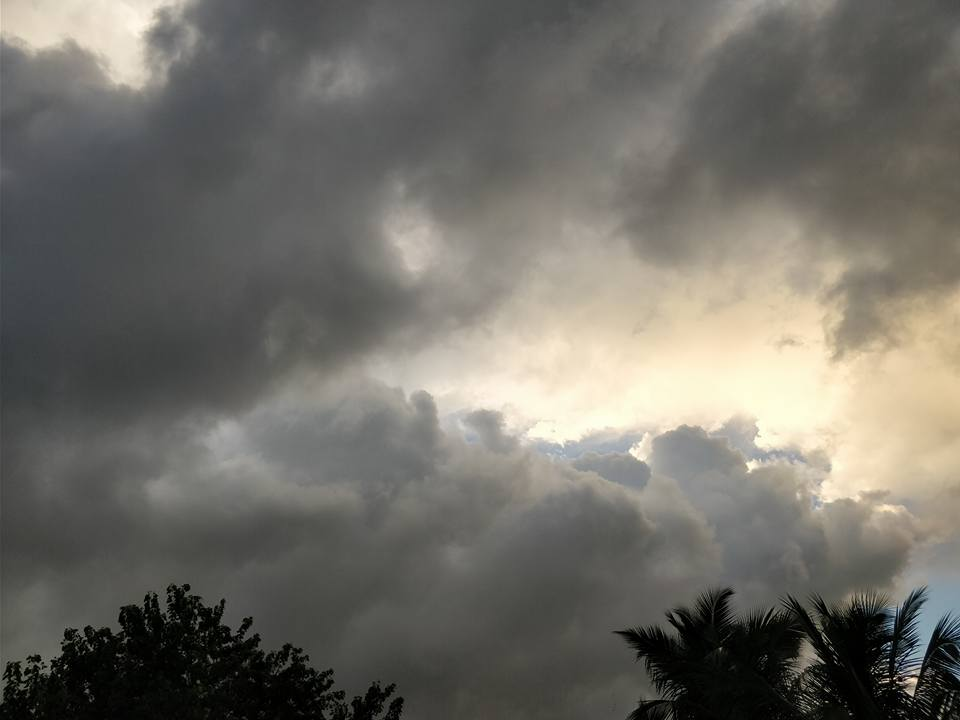 A low pressure area likely to form over North West Bay of Bengal today