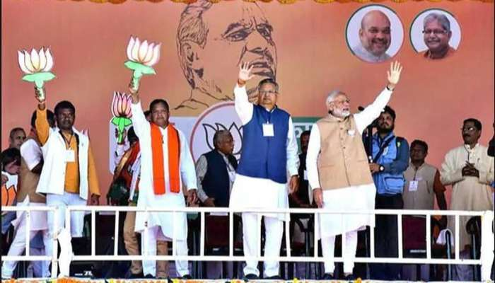 BJP to drop all 10 sitting MPs from Chhattisgarh, field new faces