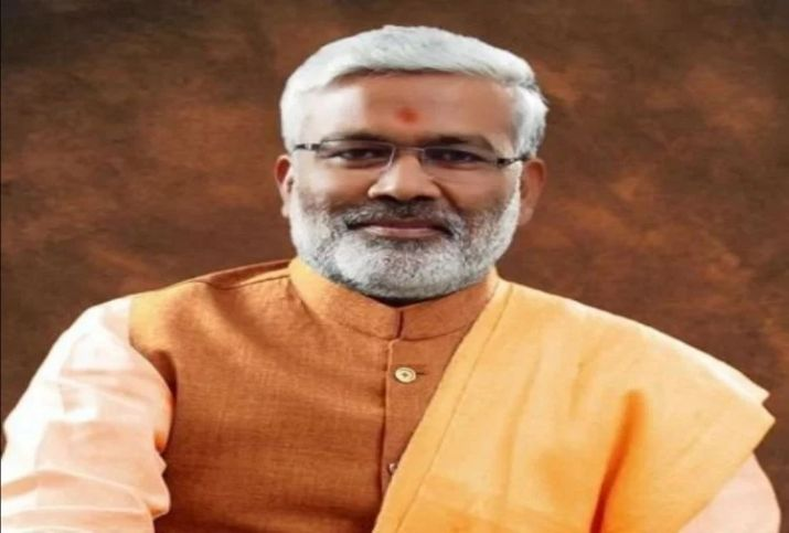 Swatantra Dev Singh appointed new BJP chief of UP