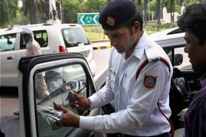 UP traffic cops to don blue trousers from Dec 1