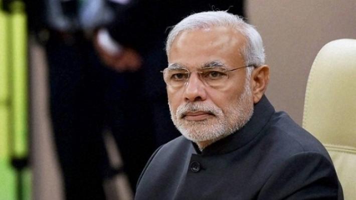 Shun corrupt politicians, says Modi