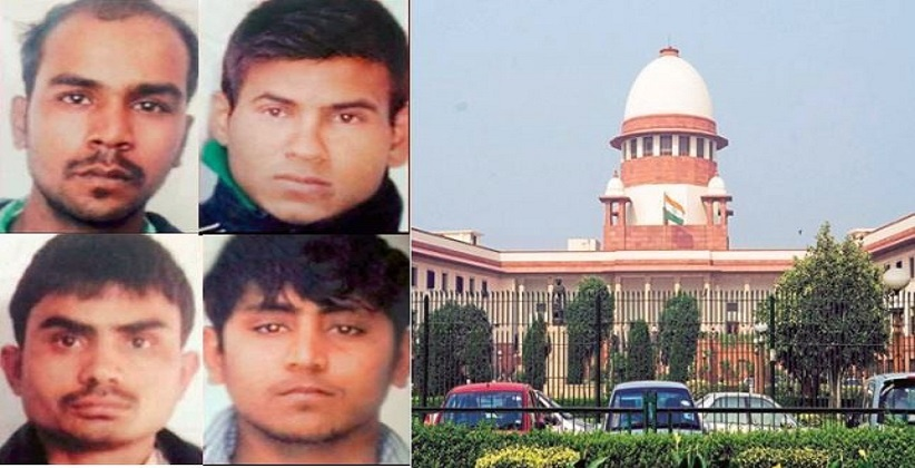 Nirbhaya case: One of 4 convicts moves SC seeking review of death penalty