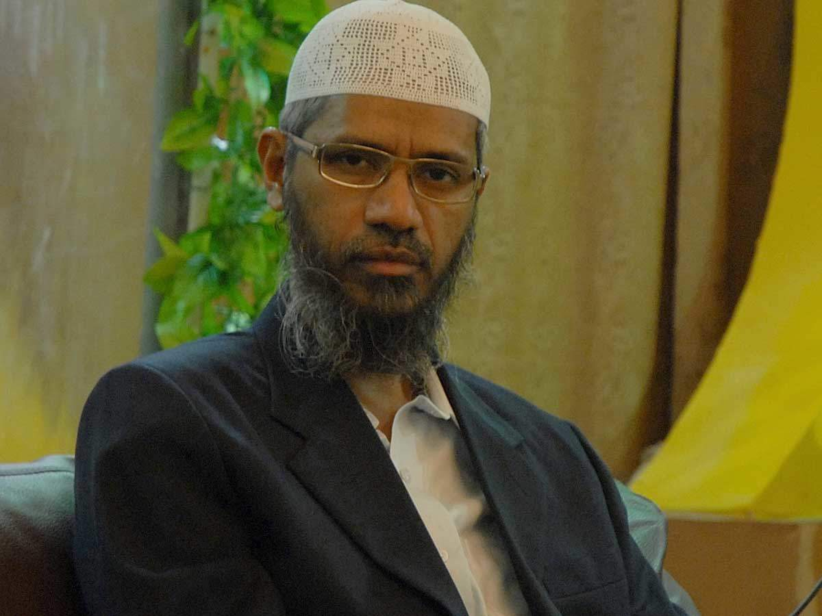 ED attaches Rs 16.40 cr assets of Zakir Naik's family under PMLA