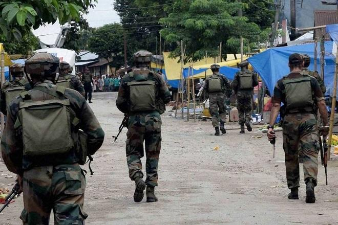 Militants killed two civilians in Assam