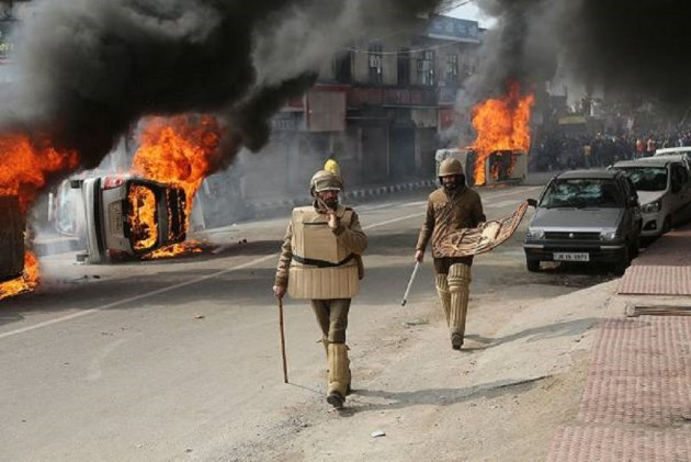 Curfew in Jammu city after protests over Pulwama attack