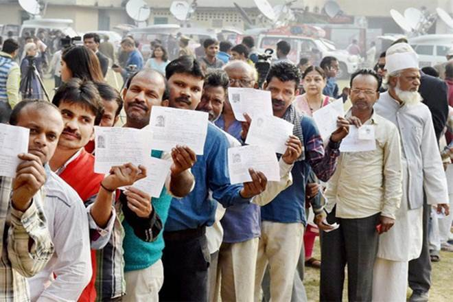 Polling begins for Maharashtra and Haryana Assembly elections