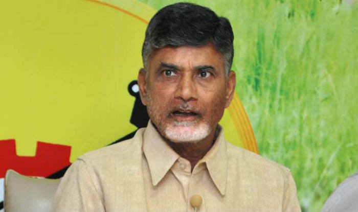 Saffron Party is more dangerous than Congress, says Chandrababu Naidu